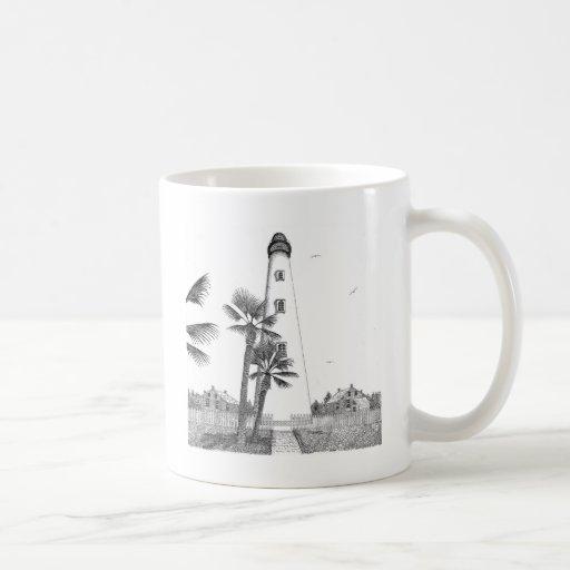 Ponce Inlet Lighthouse Mugs