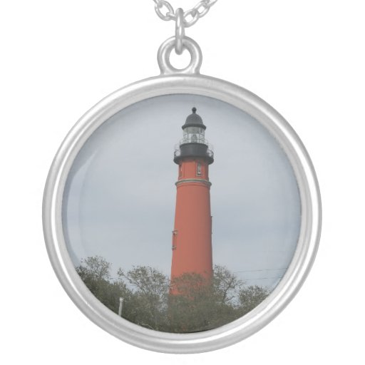 Ponce Inlet Lighthouse Necklace