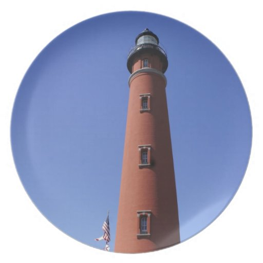 Ponce Inlet Lighthouse Party Plate