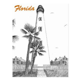 Ponce Inlet Lighthouse Post Cards