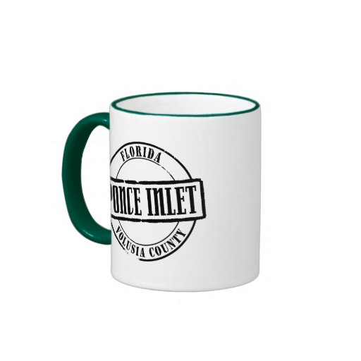 Ponce Inlet Title Mugs