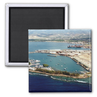 Ponce Puerto Rico 2 Inch Square Magnet