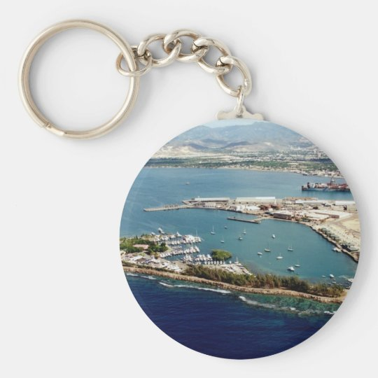 Ponce Puerto Rico Keychain