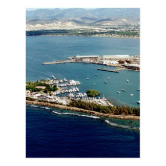 Ponce Puerto Rico Postcard