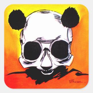 Ponce Skull Sticker