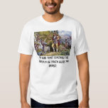 Ponce, The man that controls the fountain of yo... Tee Shirt