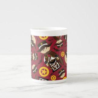 Poncho Cowboy Sheriff China Cup Tea Cup