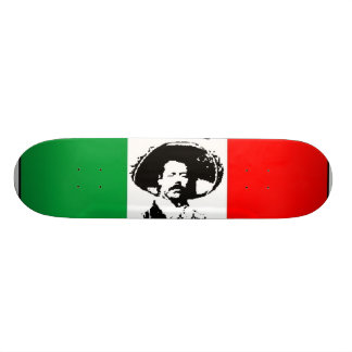 Poncho Skateboard