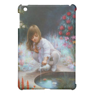 Pond and girls iPad mini cases