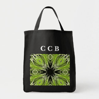 Pond at Night Tote Grocery Tote Bag