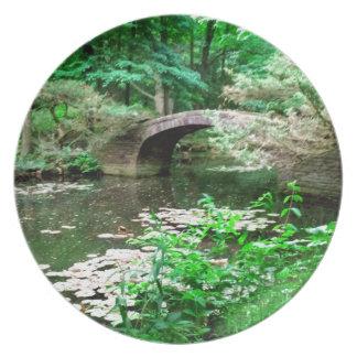 Pond Bridge Plate