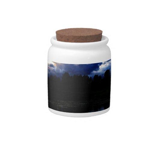 pond candy jar