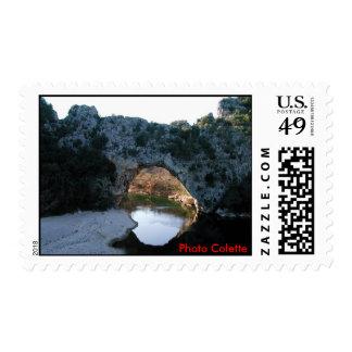Pond D´arc Ardéche France Photo Colette Stamp