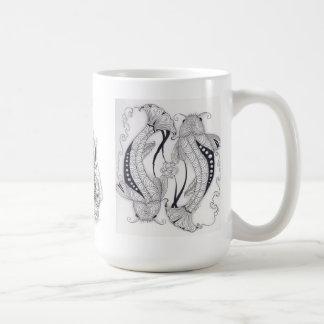 Pond Friends Coffee Mug