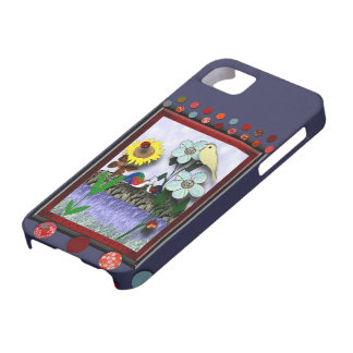 Pond Gathering iPhone SE/5/5s Case