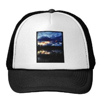 pond mesh hats