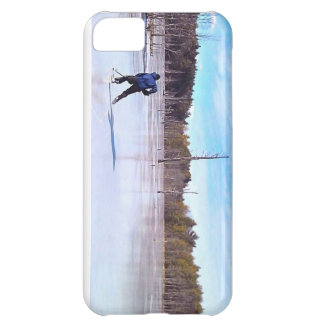 Pond Hockey iPhone 5C Covers