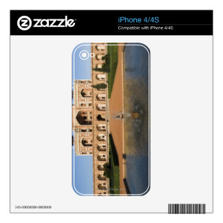 Pond in Front of a Tomb Decal For iPhone 4S