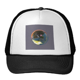 Pond in sphere hats