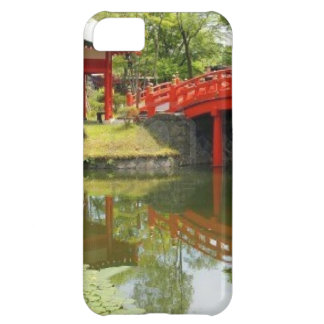 pond in village cover for iPhone 5C