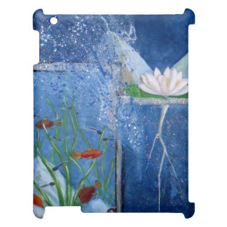 Pond Life Contemporary Art Case For The iPad
