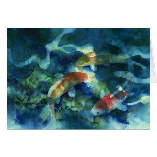 Pond Light III Card