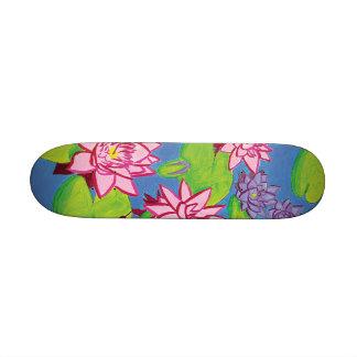 Pond Lilies Skate Decks