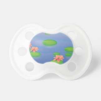 Pond Lilly Leafs Pacifier