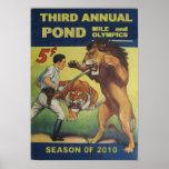 Pond Mile 3 Circus Poster