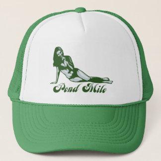 Pond Mile Girl Trucker Hat