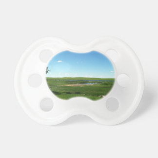 Pond on a Summer Day Pacifier