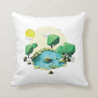 Pond Pillow