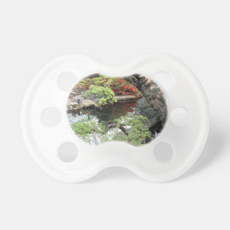 Pond Reflections Pacifier