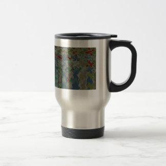 Pond Ripples Coffee Mugs