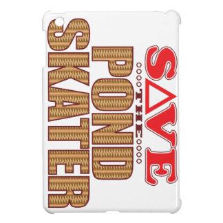 Pond Skater Save iPad Mini Cover
