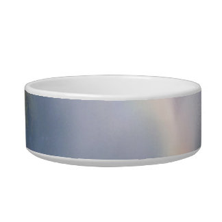 Pond water Fountain with rainbow Pet Bowl