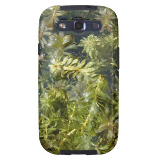 """Pond Weed (or, """"Lush Pond Plantlife"""") Galaxy SIII Covers"""