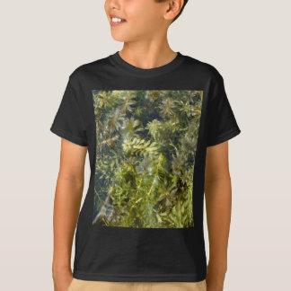"Pond Weed (or, ""Lush Pond Plantlife"") T-Shirt"