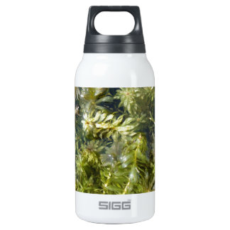 """Pond Weed (or, """"Lush Pond Plantlife"""") Thermos Bottle"""