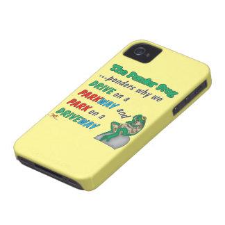 Ponder Frog Park-Drive iPhone 4 Case-Mate Case