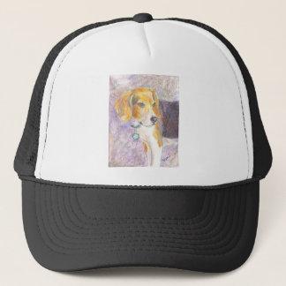 Pondering Pup Trucker Hat