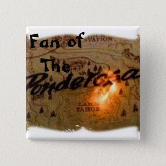 ponderosa map burning, Fan of                  ... Pinback Button
