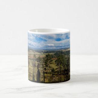 Ponderosa Pine from Devils Tower Coffee Mug