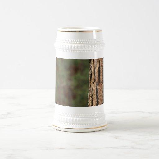 Ponderosa Pine Stein 18 Oz Beer Stein