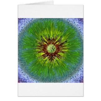 Ponderosa Sunburst Greeting Card