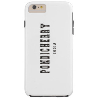 Pondicherry India Tough iPhone 6 Plus Case