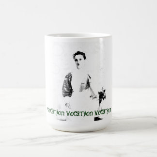 Pondlyfe Mug, Victorian nurse Classic White Coffee Mug