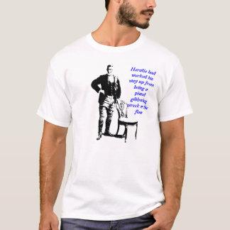 Pondlyfe T-shirt, Victorian, ridng T-Shirt
