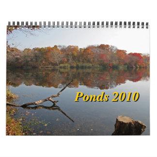 Ponds 2010 Calendar