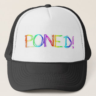 PONED! Hat